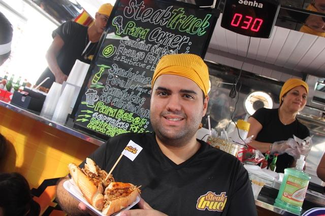Rafael Gendiroba, novo talento da food truck alagoano