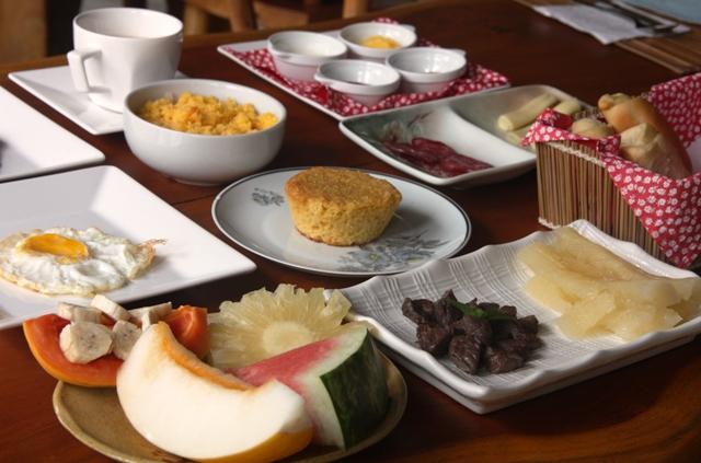 Café da manhã é personalizado na Origami e sem horário fixo