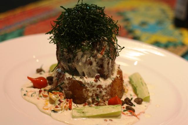 """""""Filé poivre-de-cheiro"""" é uma gostosura inspirada nas delicias das boleiras de Riacho Doce, litoral norte de Maceió."""