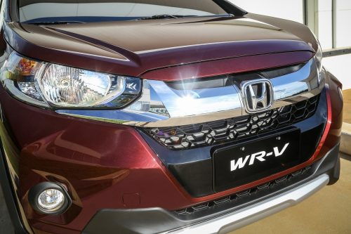 Conheça em detalhes o WR-V, o novo SUV da Honda