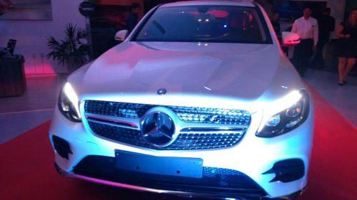 Luxo e sofisticação: Lançamento do Mercedes GLC 250 Coupé em Maceió