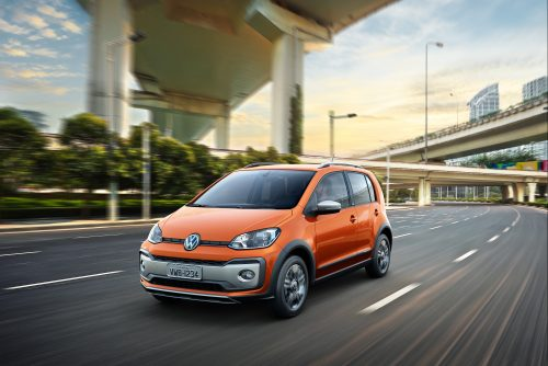Conheça a nova versão do Volkswagen Up! – Linha 2018 mudou