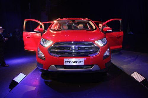 Veja a nova cara do Ford EcoSport! Modelo acaba de ser apresentado em Buenos Aires