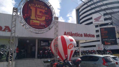 Concessionária que mais vende motos Honda no nordeste é de Alagoas