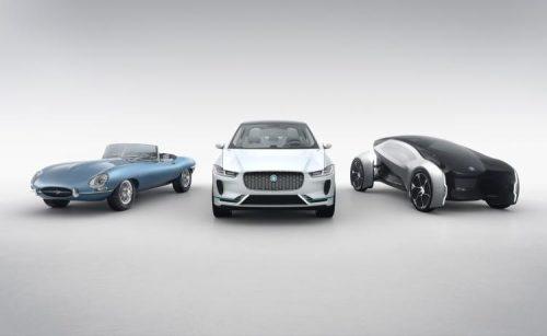 Vídeo: Grupo Jaguar Land Rover decide que só vai fabricar veículos elétricos e híbridos