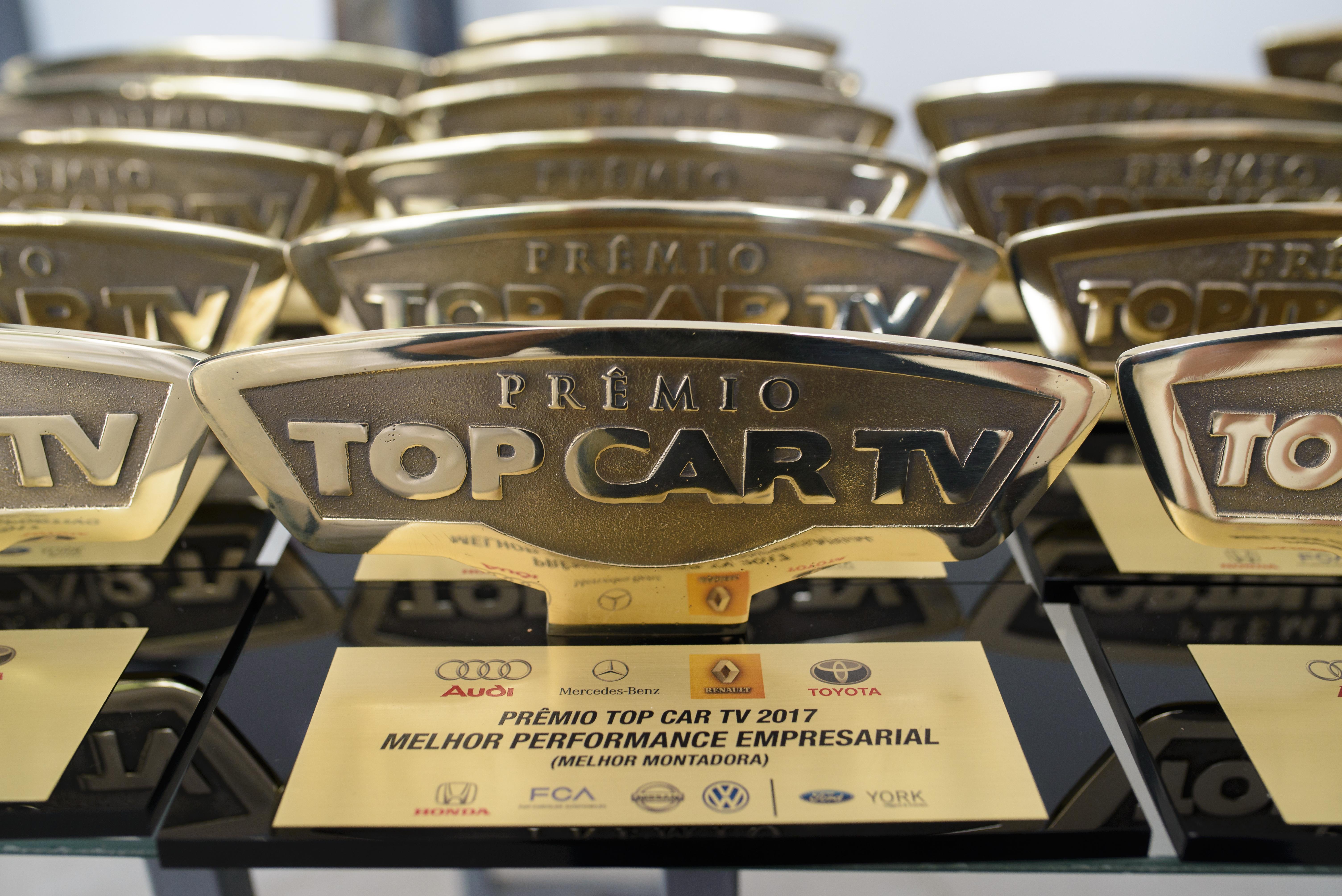 Pajuçara Auto participa do júri do Prêmio Top Car Tv