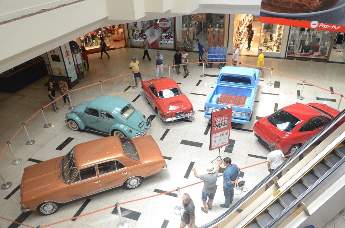 Clássicos Pajuçara Auto: Confira fotos da exposição