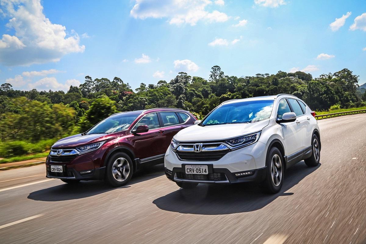 Veja o que mudou na nova geração do Honda CR-V