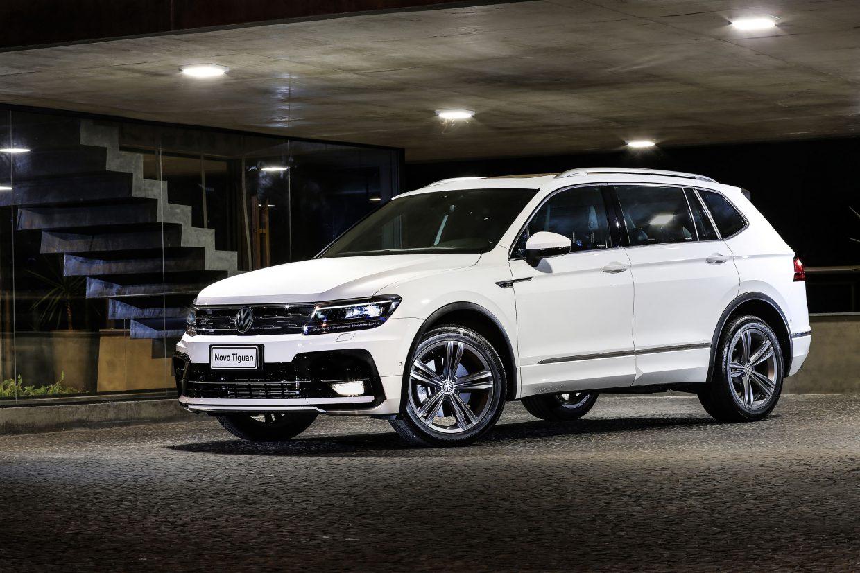 VW Tiguan Allspace: conheça o novo SUV da Volkswagen