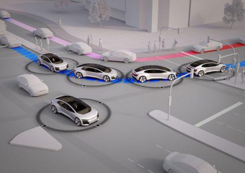 Estudo da Audi mostra que cidades do futuro podem não ter congestionamentos