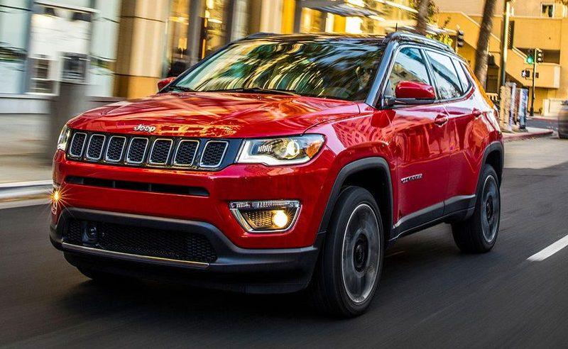 Líder de vendas, Jeep Compass tem novos valores para linha 2019