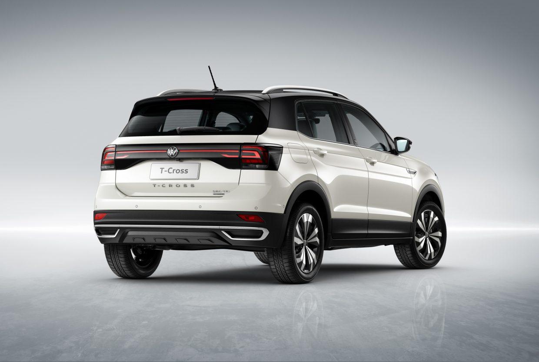 Volkswagen apresenta T-CROSS, o primeiro SUV da marca fabricado no Brasil