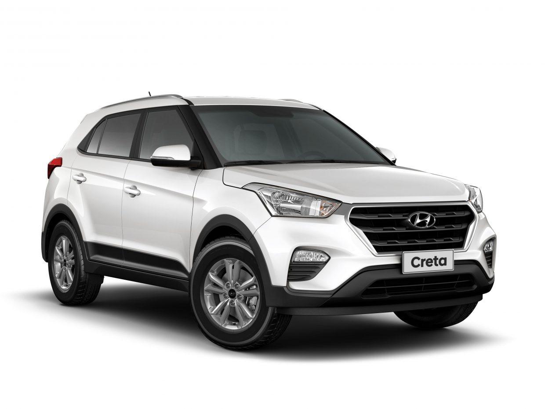 Hyundai volta a comercializar a versão PCD do Creta