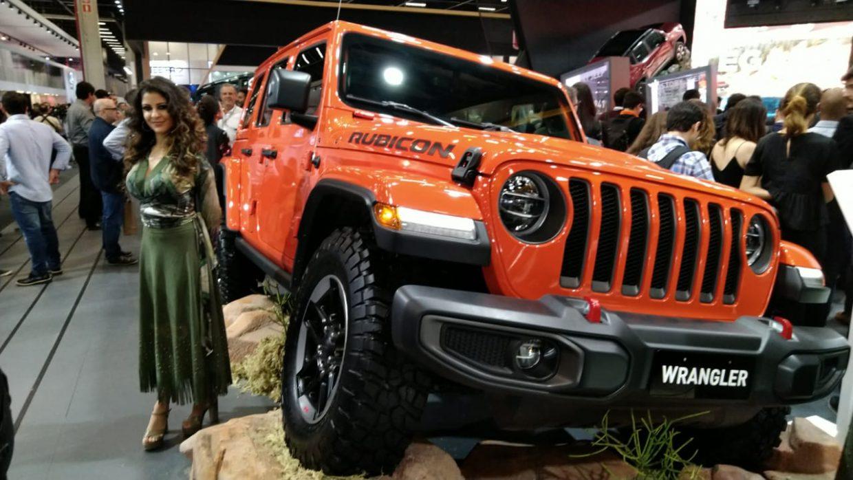 Jeep Wrangler Rubicon: versão mais radical estreia no Brasil
