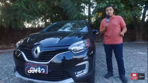 Vídeo: Como anda o Renault Captur 1.6 com câmbio CVT