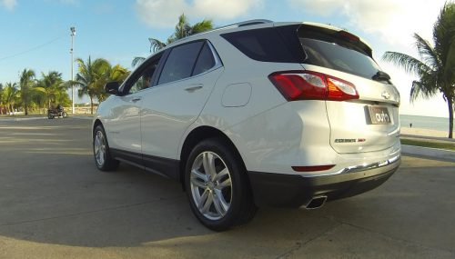Vídeo: Como anda a versão mais completa do Chevrolet Equinox
