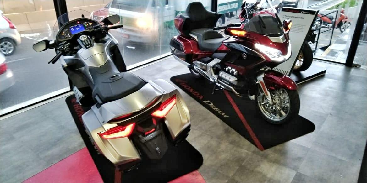 Lançamento: Honda Gold Wing de 1.800 cilindradas chega a Alagoas