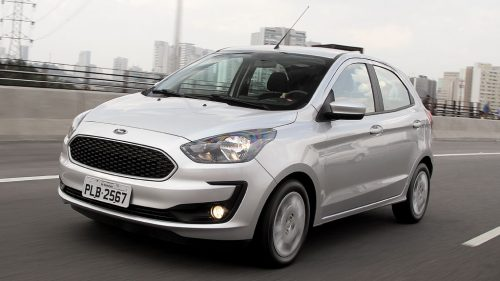 Ranking Alagoas: Ford Ka lidera e VW T-Cross surpreende