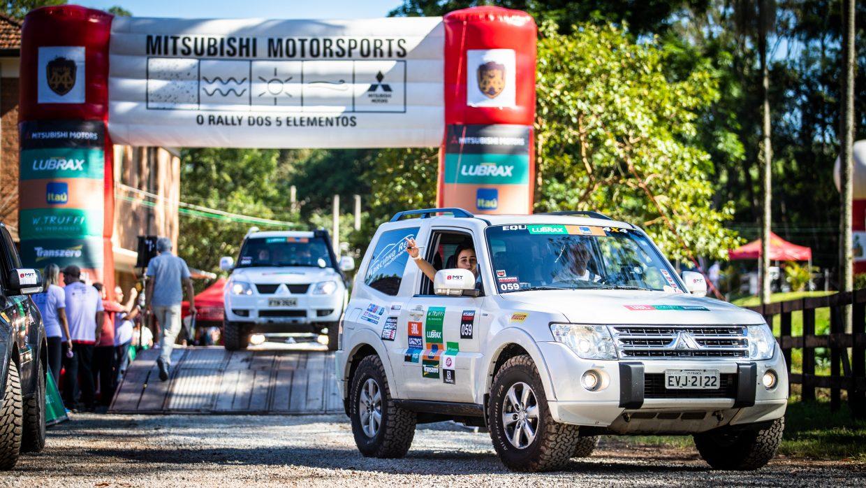 Rali Mitsubishi Motorsports 2019: Etapa de João Pessoa acontece dia 27; Veja como se inscrever