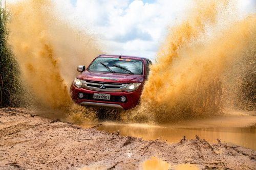 Rali Mitsubishi consagra vencedores na etapa de João Pessoa-PB
