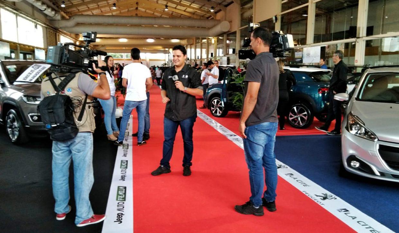 Com transmissão do Pajuçara Auto, Feirão das Concessionárias bate recorde de vendas