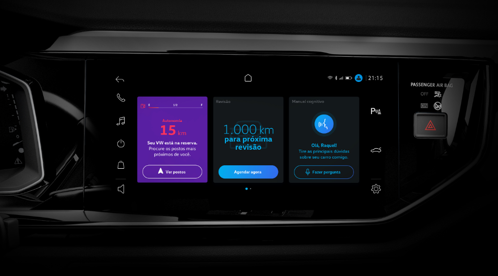 Conheça o VW Play, o novo sistema multimídia da Volkswagen