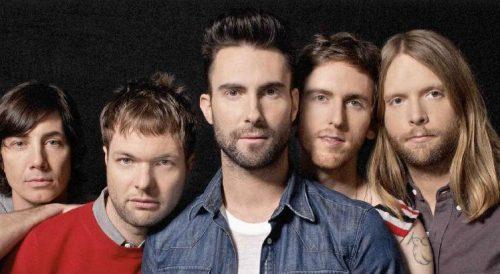 Show do Maroon 5 em Recife vende pouco e é colocado em site de compras coletivas