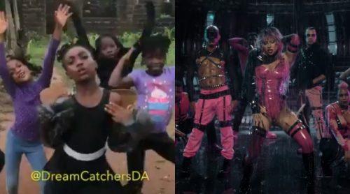 Órfãs da Nigéria viralizam na web ao recriar clipe de Lady Gaga; confira