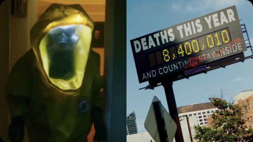 Fizeram um filme sobre a pandemia da Covid-23 – e é pior que a Covid-19; confira o trailer
